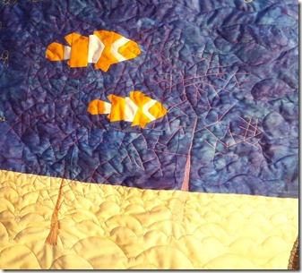 Noah's quilt close up 3